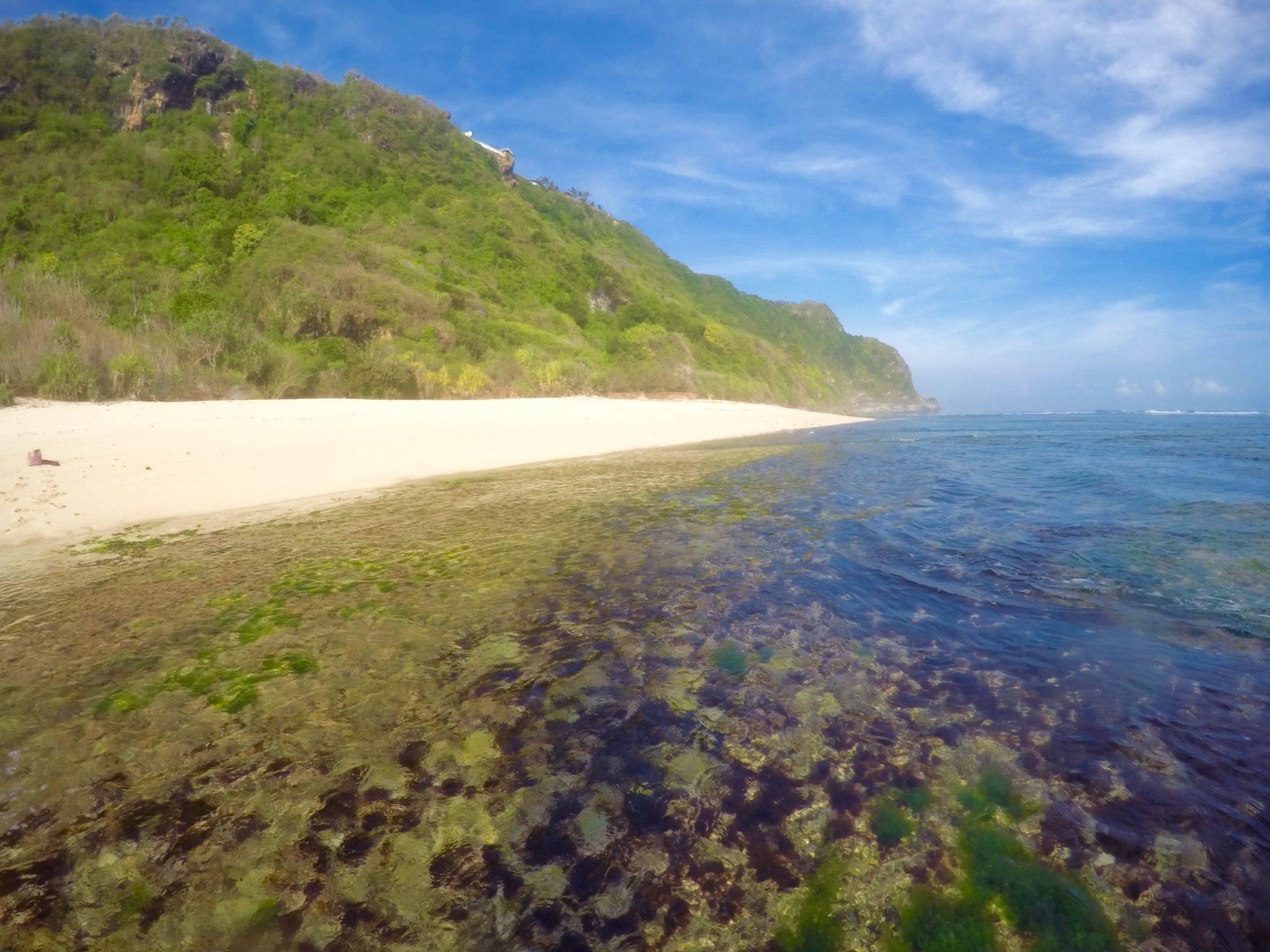 Referensi Tempat Wisata di Indonesia | Pantai Nyang Nyang Bali Indonesia