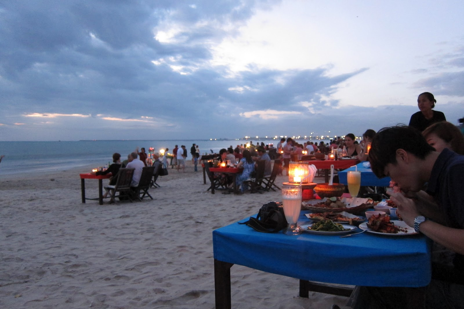 Lia Cafe Jimbaran Bay
