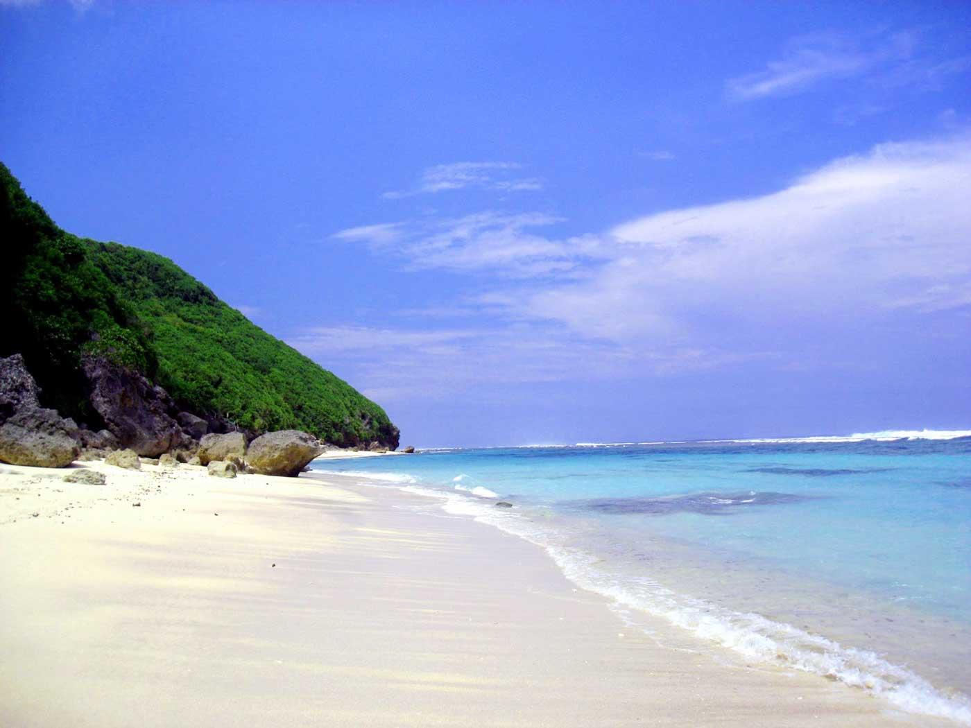Pantai Baru Di Bali Yang Paling Terkenal Referensi Tempat