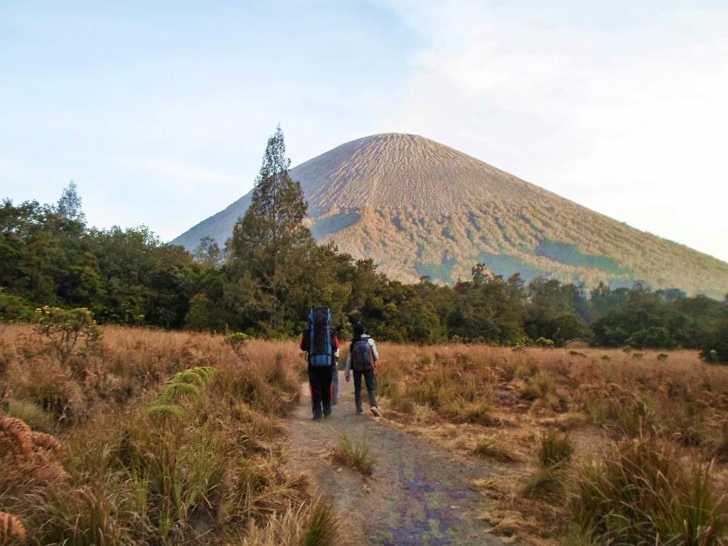 Referensi dan Rekomendasi Tempat Wisata di Indonesia: Pendakian Gunung Semeru