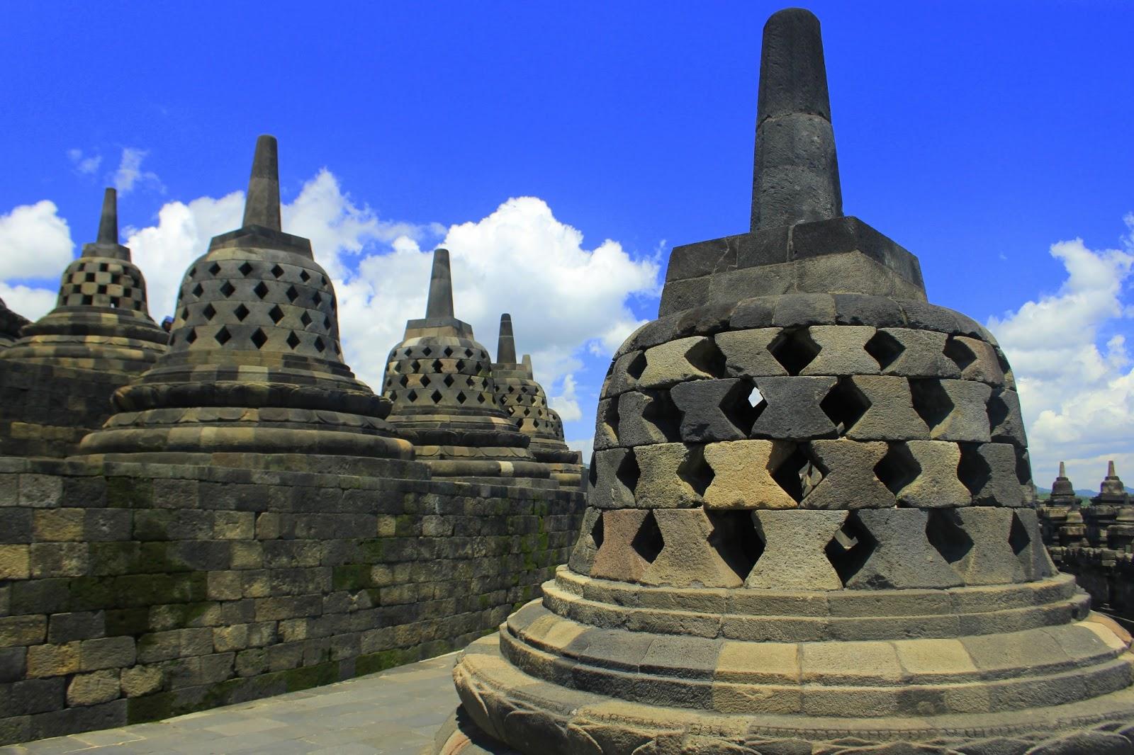 Referensi dan Rekomendasi Tempat Wisata di Indonesia: Objek Wisata Candi Borobudur