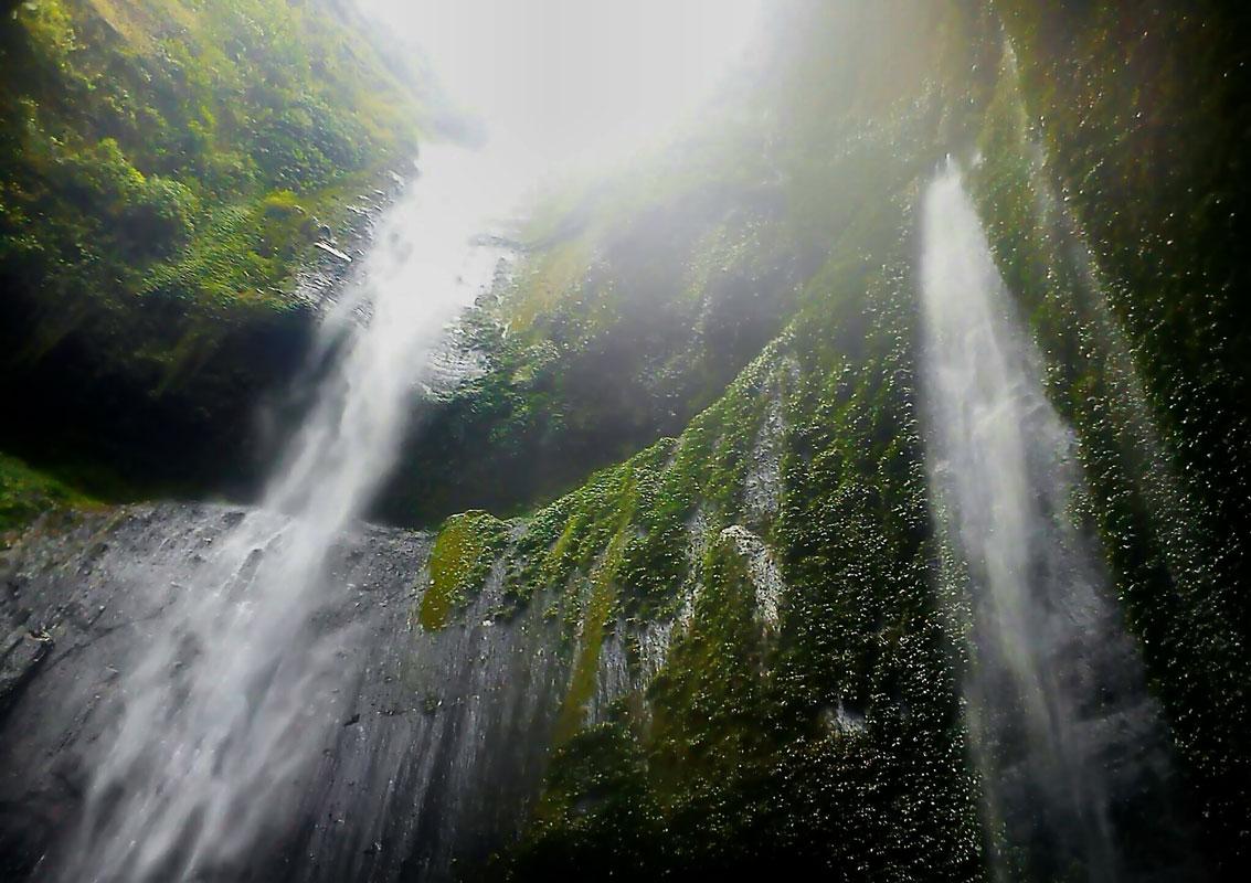 Referensi dan Rekomendasi Tempat Wisata di Indonesia: Air Terjun Madakaripura