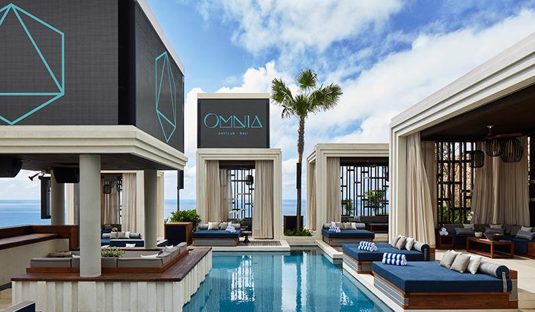 Referensi Tempat Wisata di Indonesia | Pool Omnia Day Club Bali