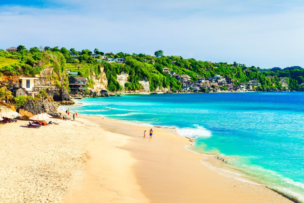Referensi Tempat Wisata di Indonesia | Pantai Dreamland Bali