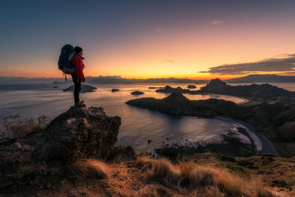Referensi Tempat Wisata di Indonesia | Pulau Padar