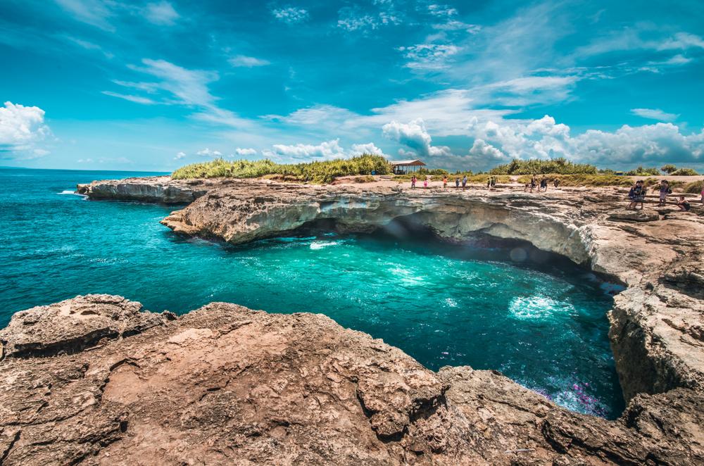 Tempat Prewedding di Nusa Lembongan Bali
