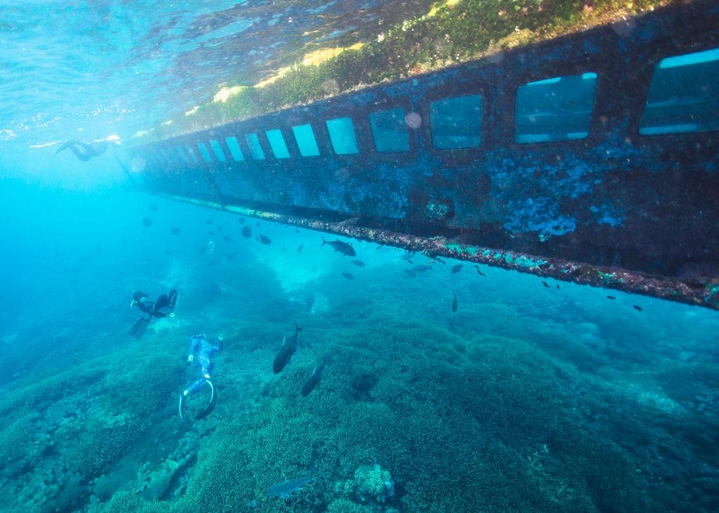 Referensi Tempat Wisata di Indonesia | Tempat Snorkeling di Pantai Nusa Penida Bali