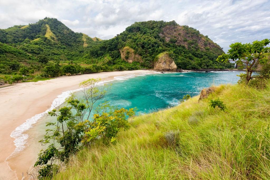 Referensi Tempat Wisata di Indonesia | Tempat Wisata di Flores: Pantai Koka