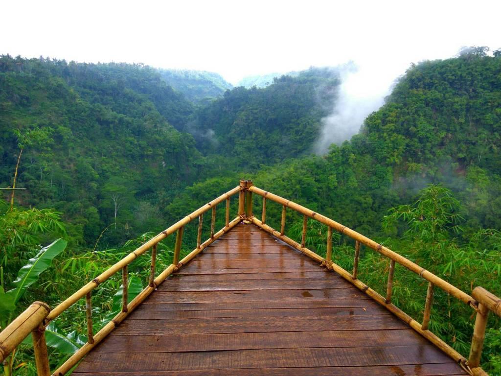 Tempat Wisata di Bali Selain Pantai: Antungan Jagem
