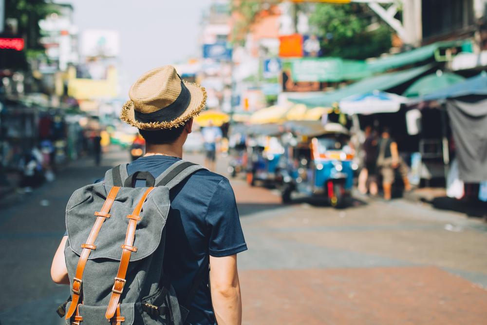 Tips Menjadi Seorang Traveler