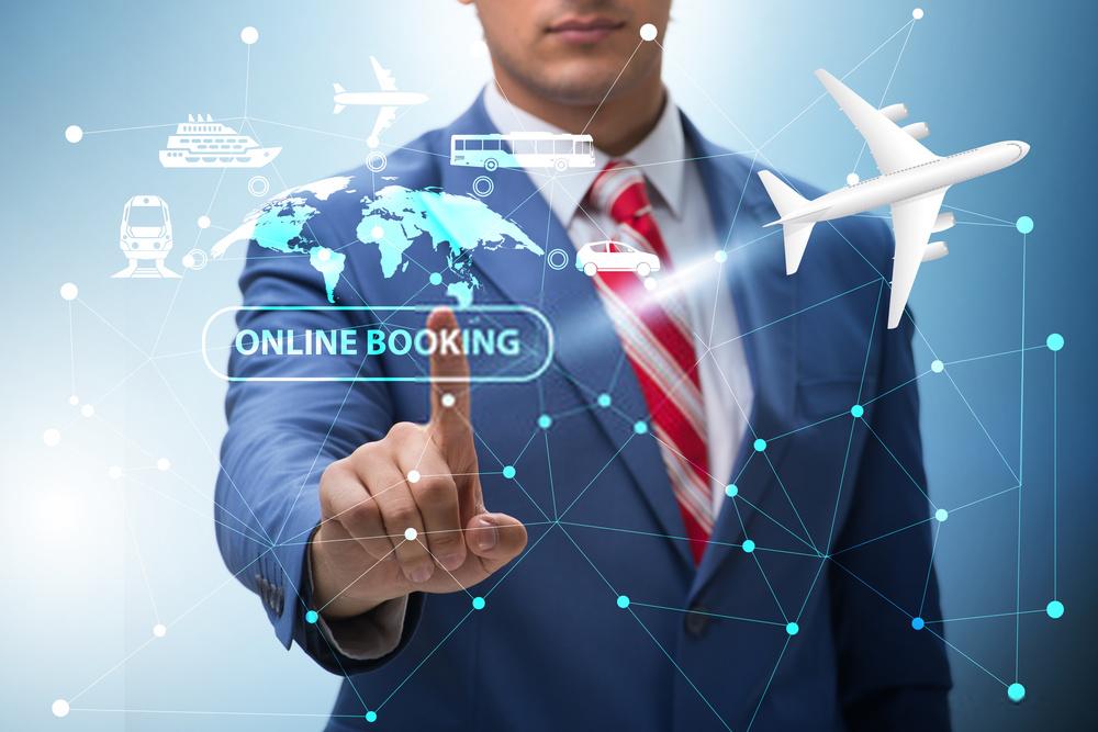 website aplikasi online booking tiket dan liburan