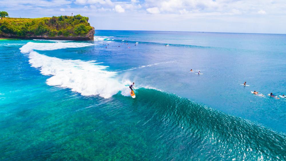 Lokasi Surfing di Bali untuk Surfer Profesional