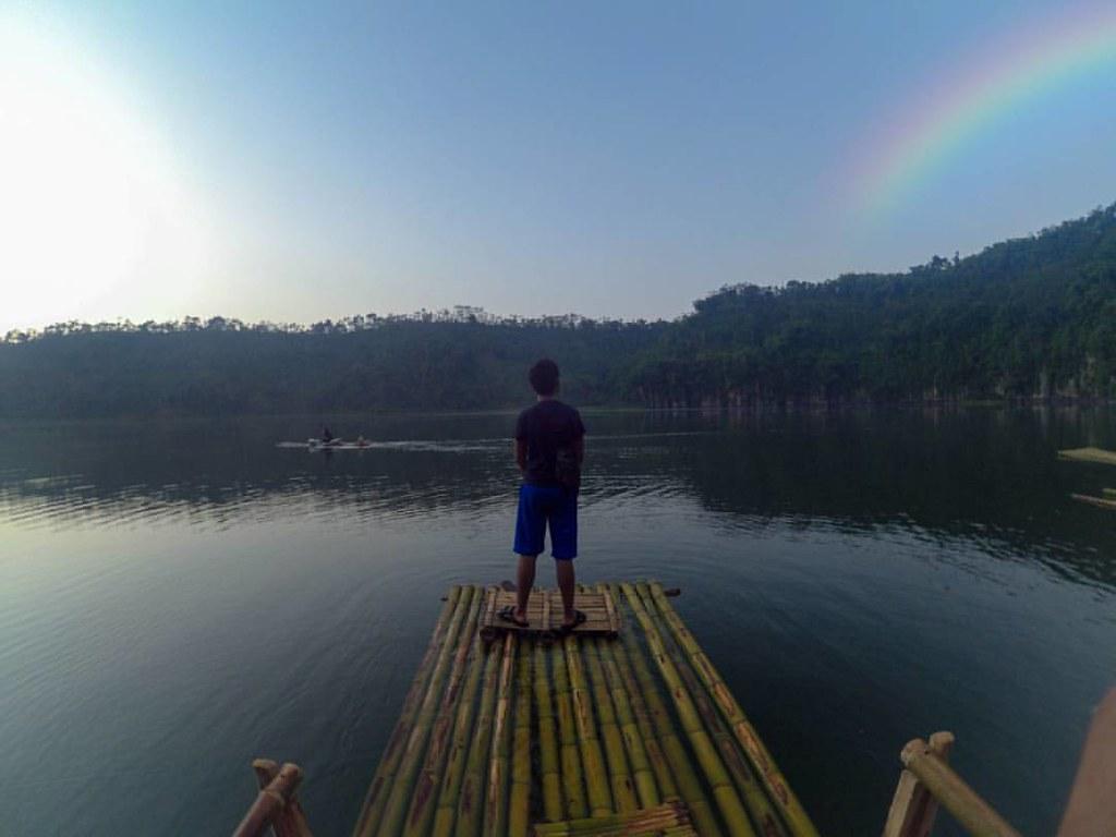 Danau Ranu Agung Jawa Timur